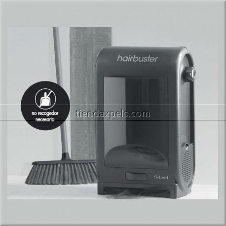 Aspirador automatico de cabellos SIBEL