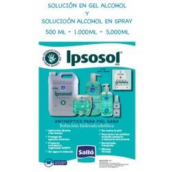 SOLUCIÓN ALCOHOLICA SALLO