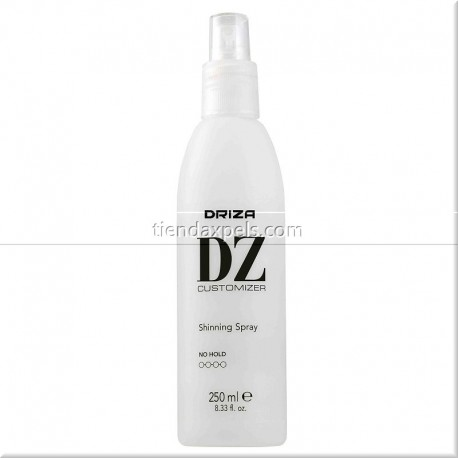 Spray de brillo 250 ml DRIZA